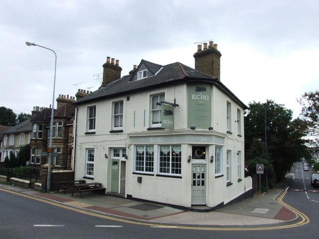 The Echo, Gravesend
