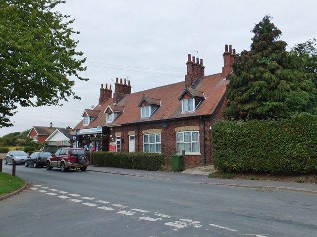 Main Street, Wawne, Yorkshire