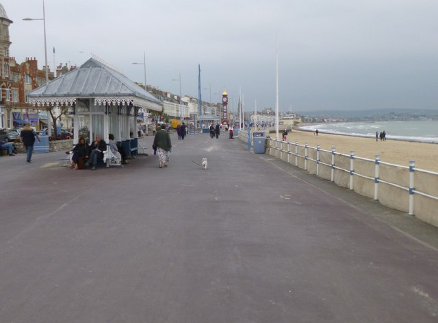 Weymouth, Esplanade