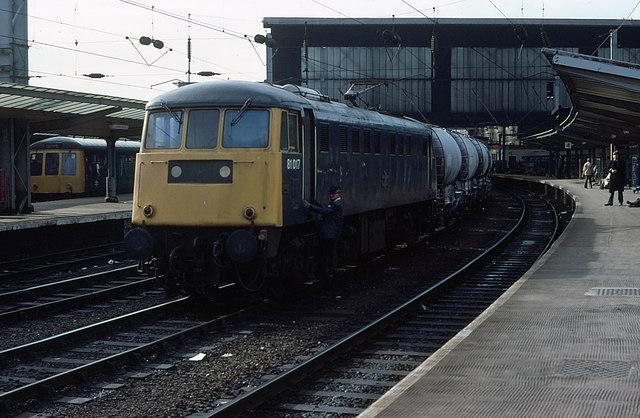 Delayed At Carlisle