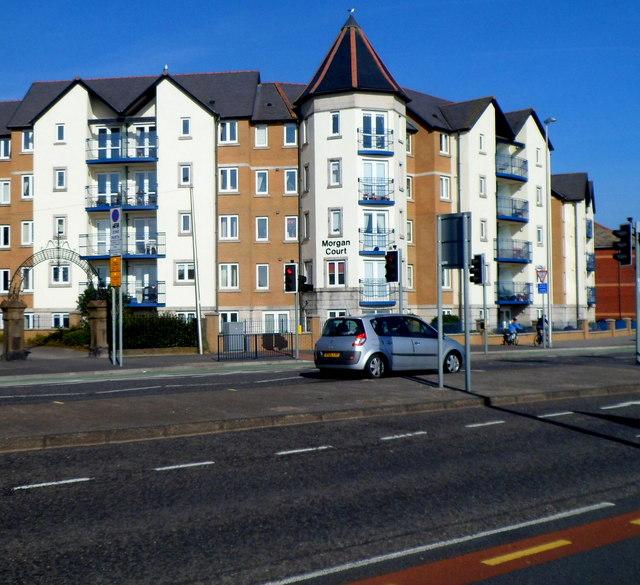 Morgan Court Swansea