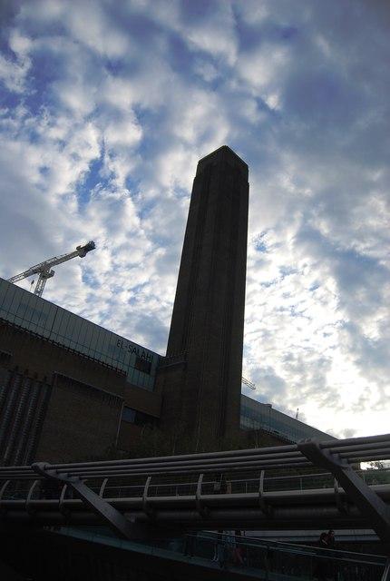 Tower, Tate Modern