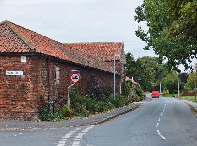Meaux Road, Wawne, Yorkshire