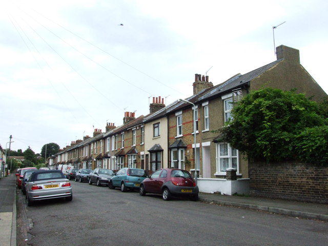 Coombe Road, Gravesend