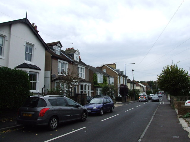 Whitehill Road, Gravesend