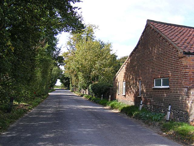 Drayton Lane, Horsford