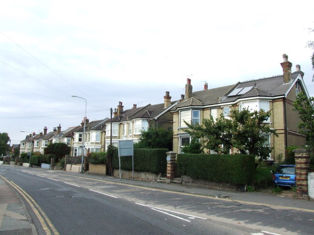Old Road West, Gravesend