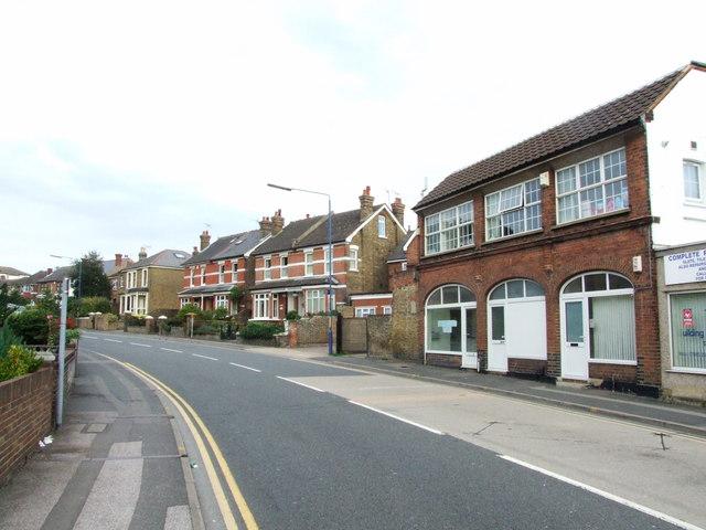 Wrotham Road, Gravesend