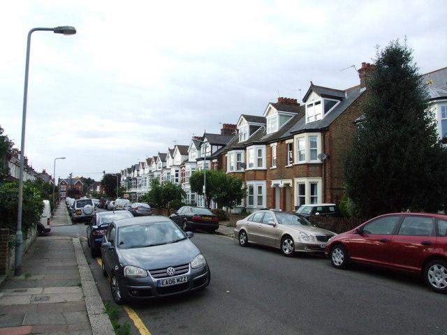 Kent Road, Gravesend