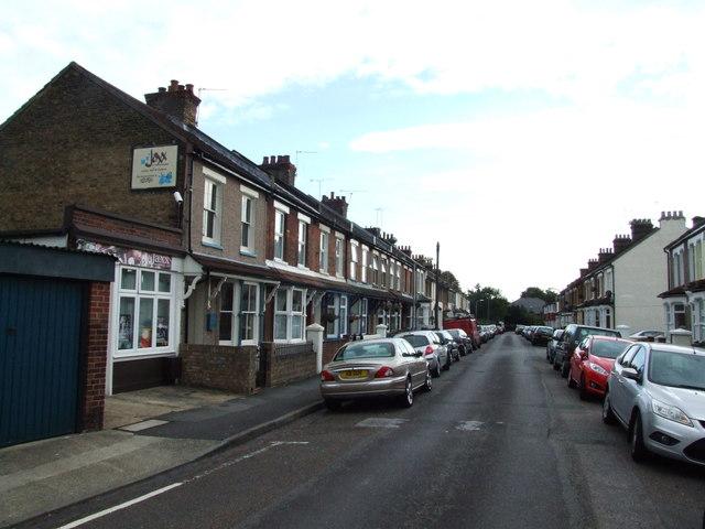 Lynton Road South, Gravesend