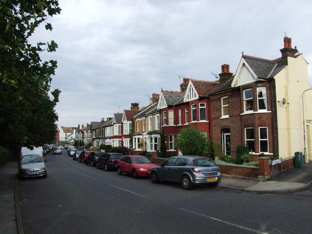 Dashwood Road, Gravesend
