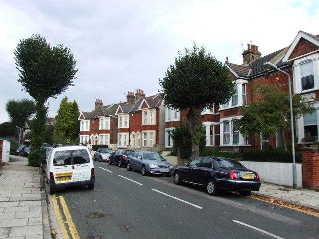 The Avenue, Gravesend