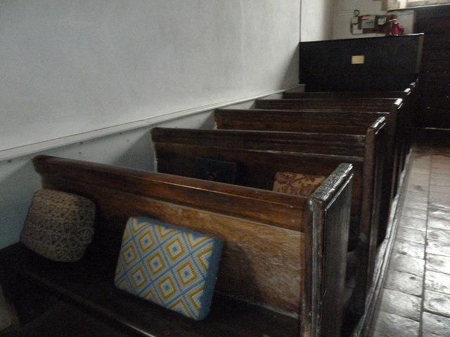 Inside St James, Tytherington (IV)