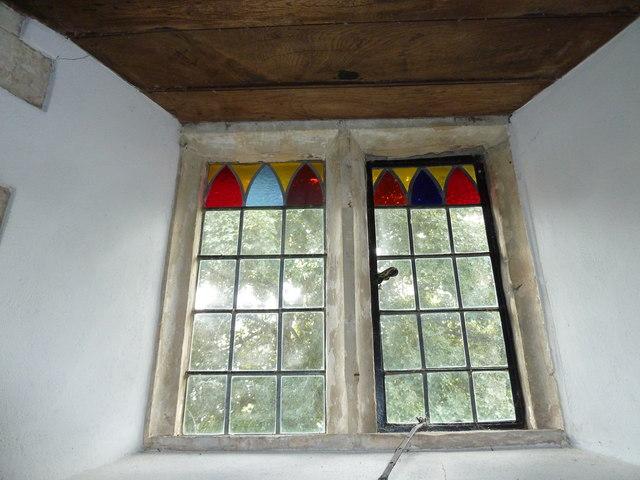 Inside St James, Tytherington (V)