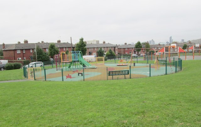 Play Area - Torre Mount
