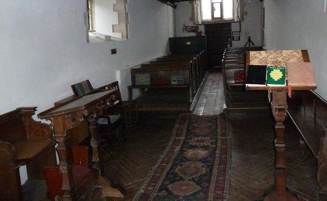 Inside St James, Tytherington (VIII)