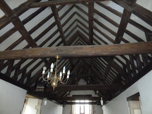 Inside St James, Tytherington (IX)