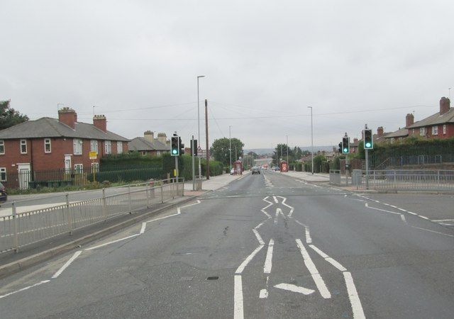 Lupton Avenue - viewed from Hudson Road