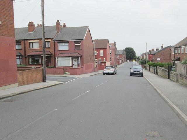 Nowell Street - Nowell Lane