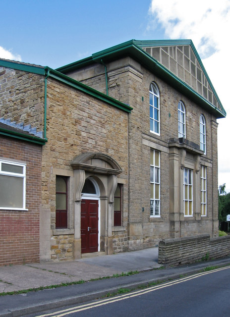 Wath-Upon-Dearne - Trinity Methodist Hall
