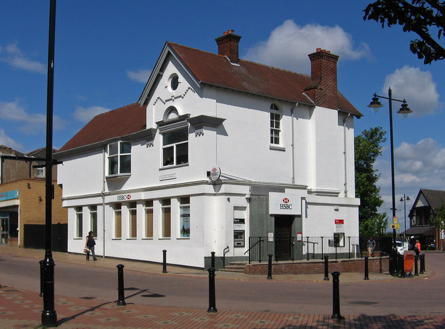 Wath-Upon-Dearne - HSBC Bank