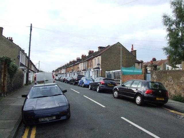 Havelock Road, Northfleet