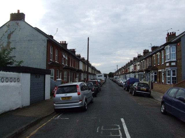 Granville Road, Northfleet