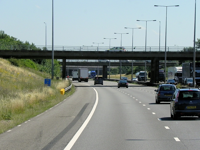 Junction 2, Southbound M6
