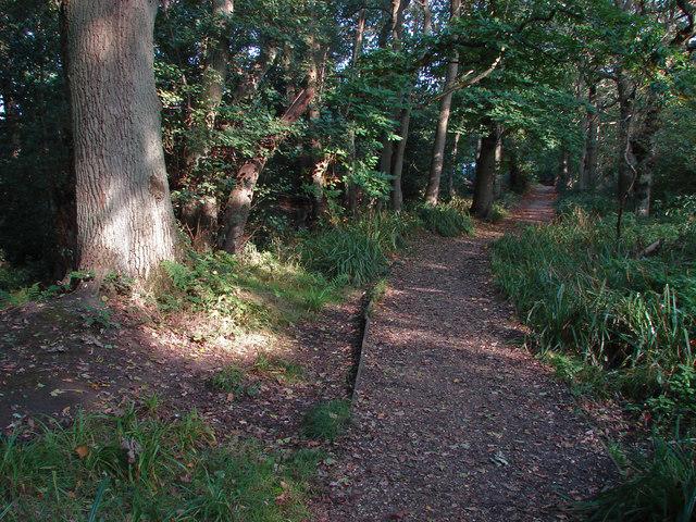 The Three Castles Path