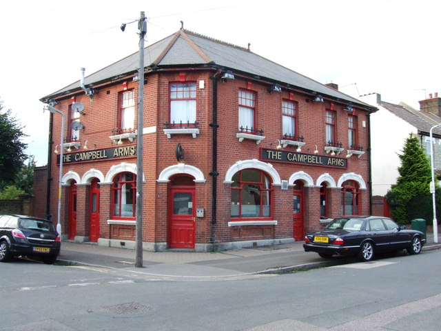 The Campbell Arms, Northfleet
