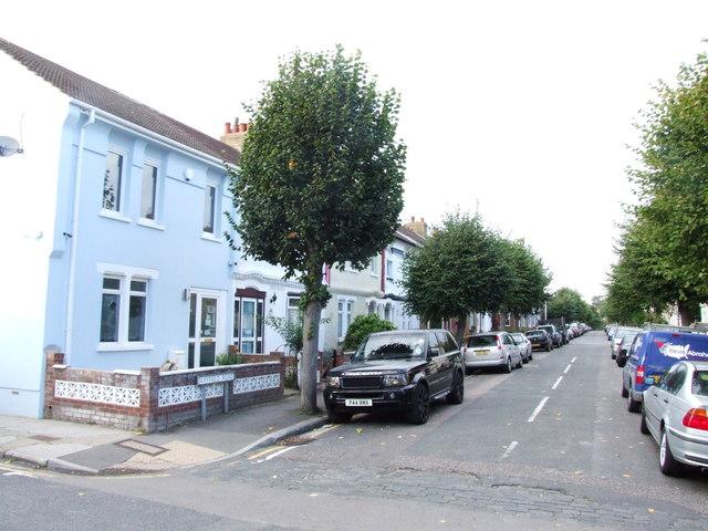 Mayfield Road, Northfleet