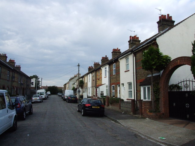 Fiveash Road, Northfleet