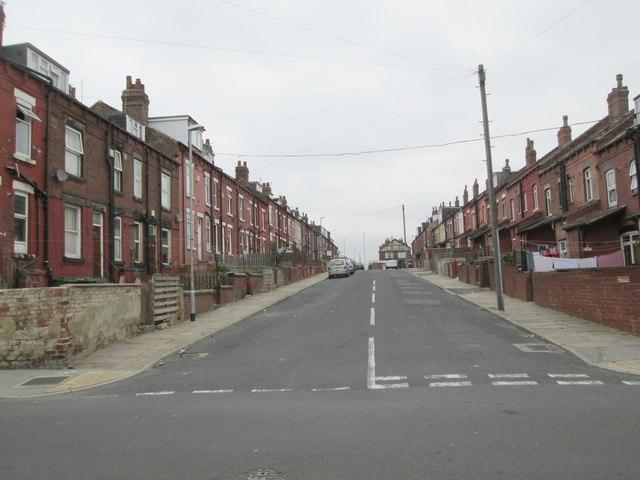Nowell Grove - Nowell Street