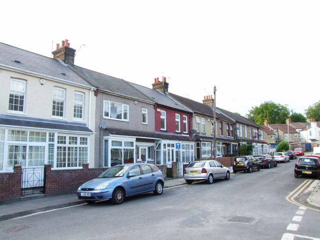 Brook Road, Northfleet