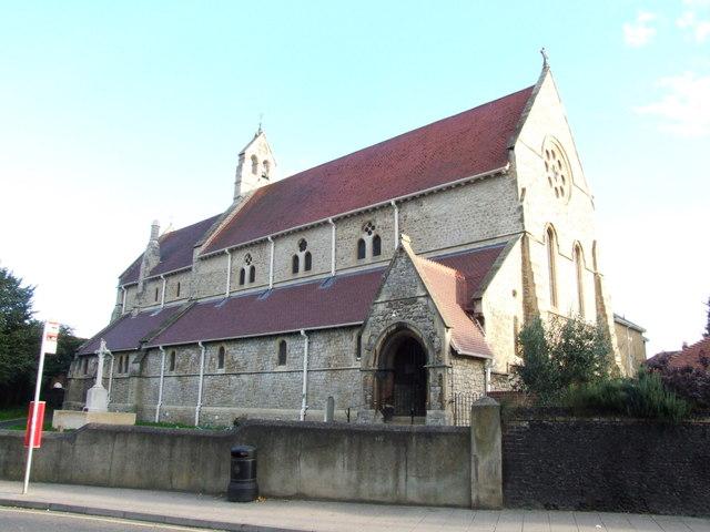 All Saints', Perry Street, Northfleet