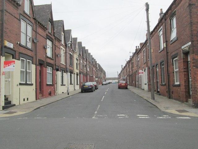 Nowell Place - Nowell Street