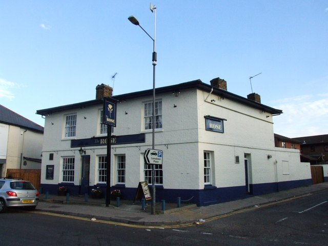 The Rose, Northfleet