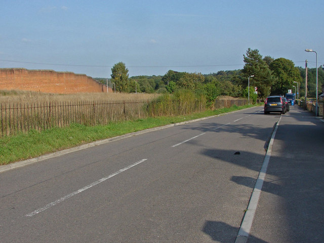 Lower Broadmoor Road