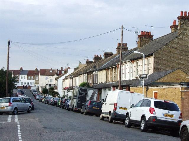 Victoria Road, Northfleet