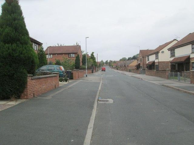 Roberts Avenue - Buller Grove