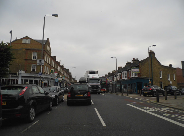 Garratt Lane, Earlsfield