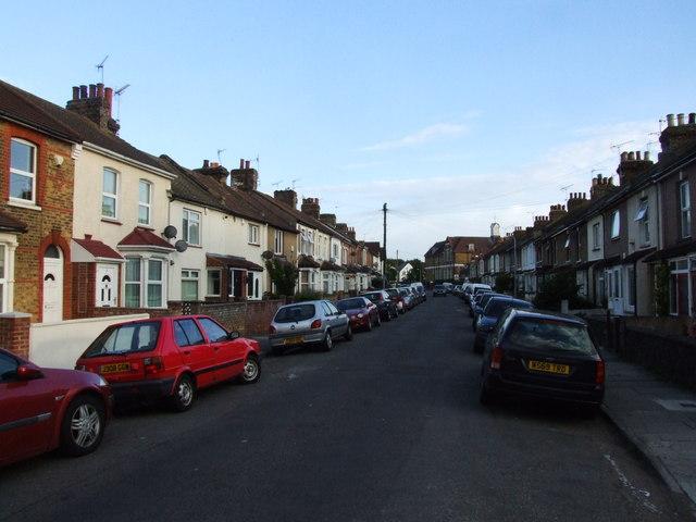 Northcote Road, Northfleet