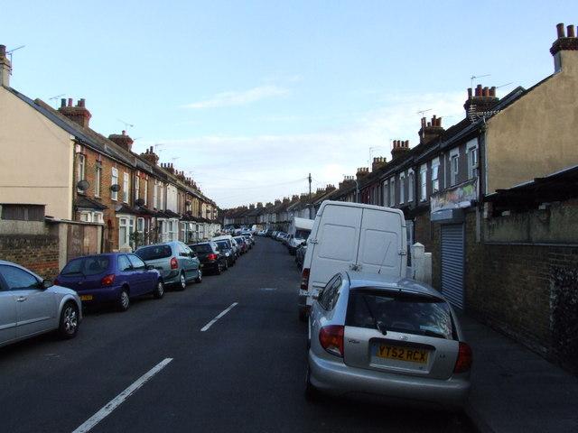 Salisbury Road, Northfleet