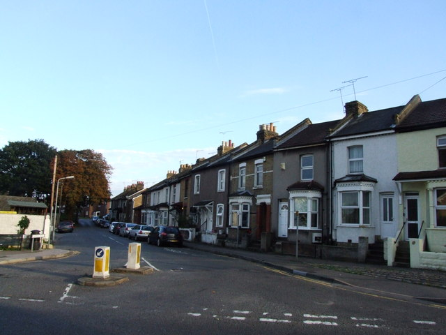 Coopers Road, Northfleet