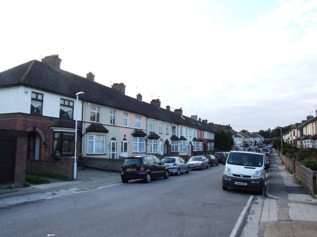 Coulton Avenue, Northfleet