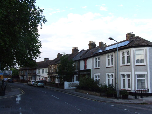 Dover Road East, Northfleet