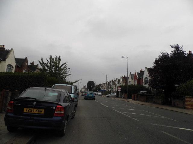 Mitcham Lane, Streatham