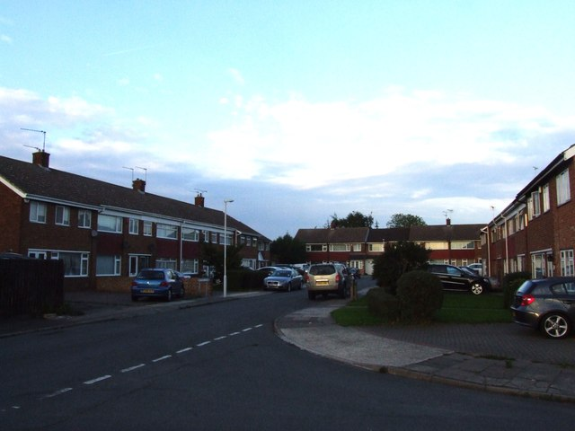 Vauxhall Close, Northfleet