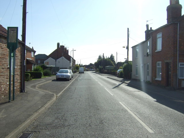 Dogdyke Road, Coningsby