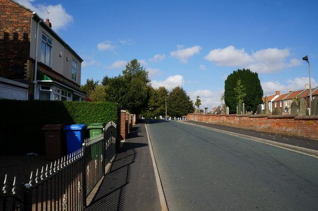 Church  Lane, Hedon, East Yorkshire